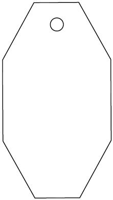 kształt etykiety